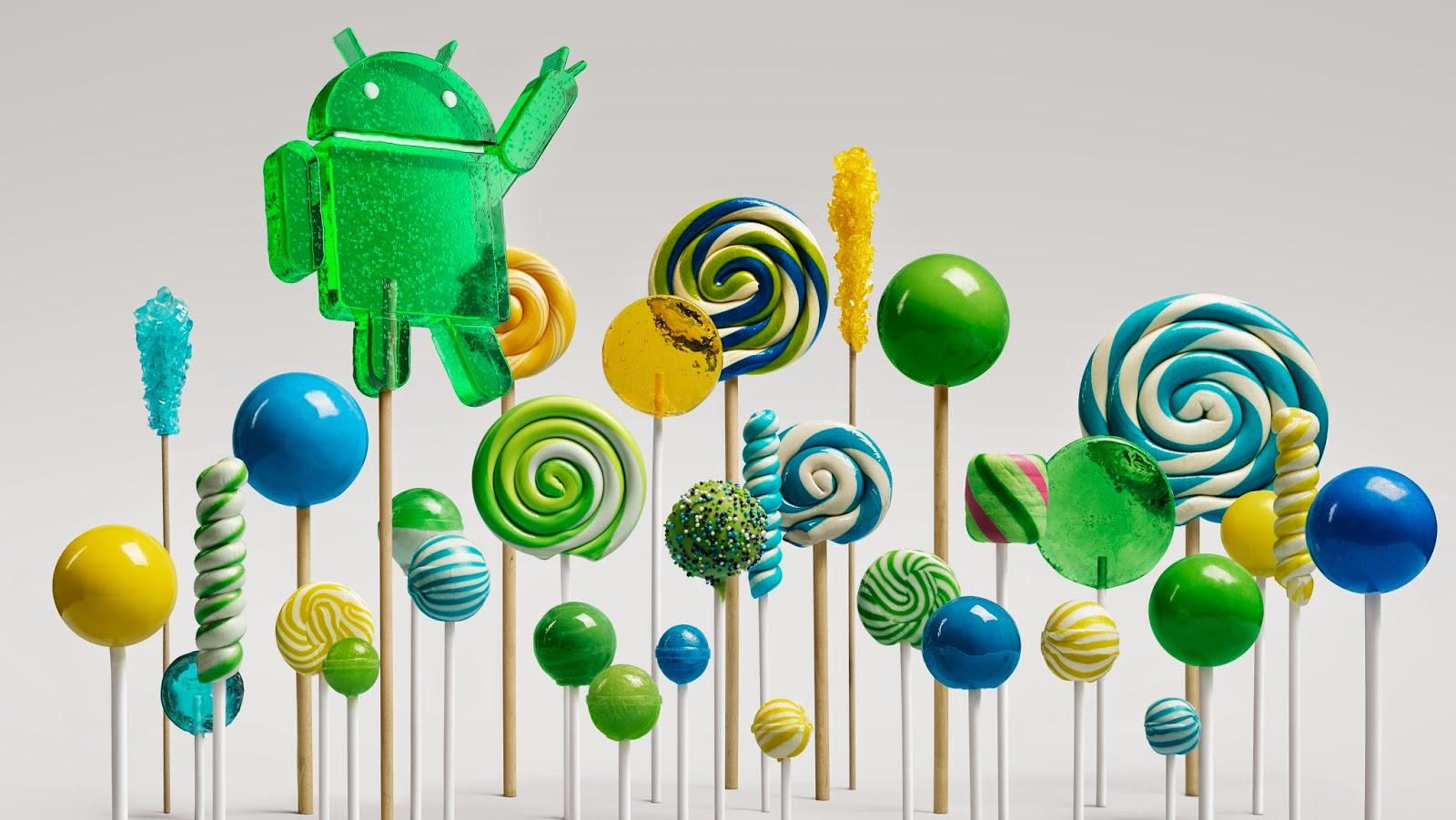Lolipop android Telefonlara ne zaman gelecek.