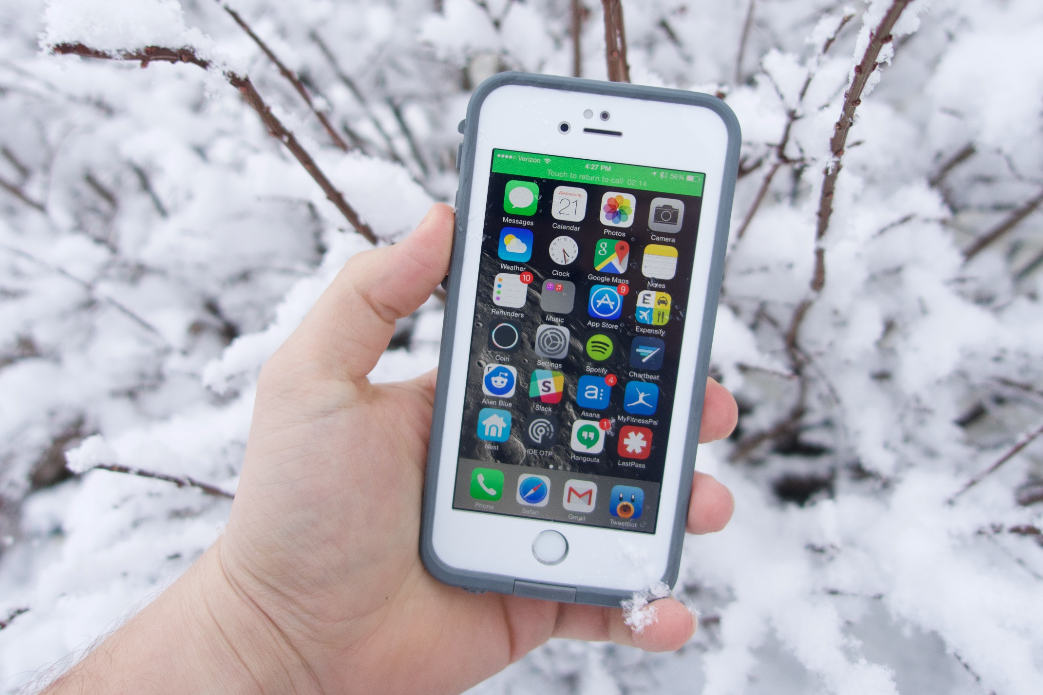 LifeProof IPhone 6 Fre Case Review