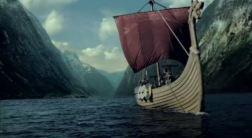 facts about vikings boats