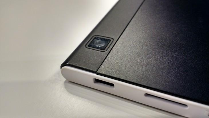 Jolla Tablet Camera
