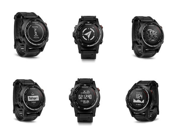 Garmin Fenix 2 Review Angles