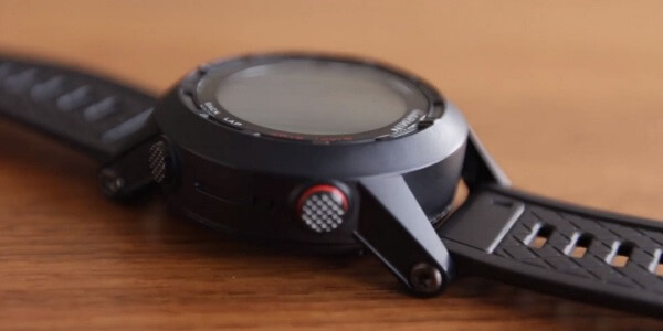 Garmin Fenix 2 Review Right Buttons