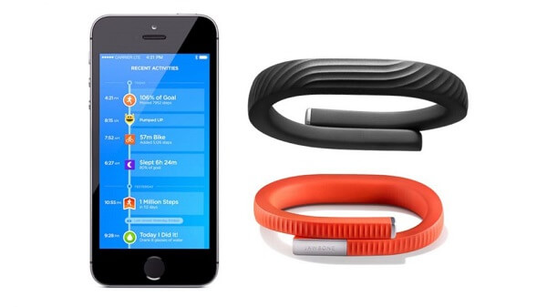 Jawbone UP24 Features