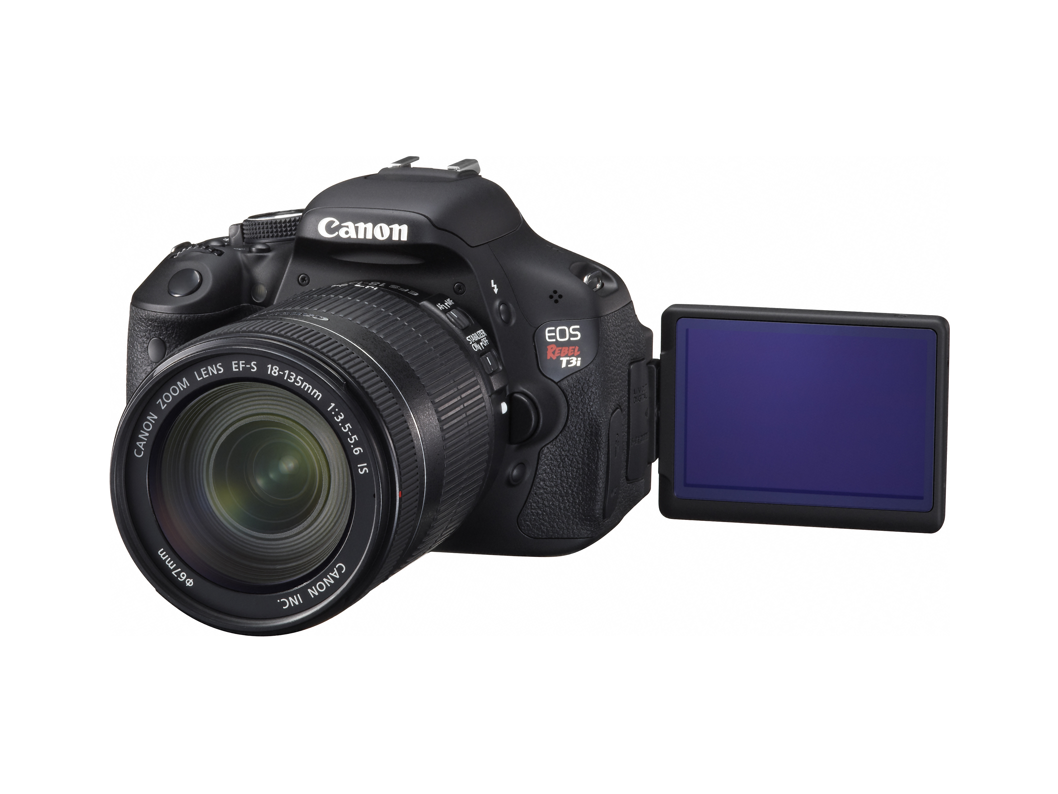 Canon Rebel T3i Overview