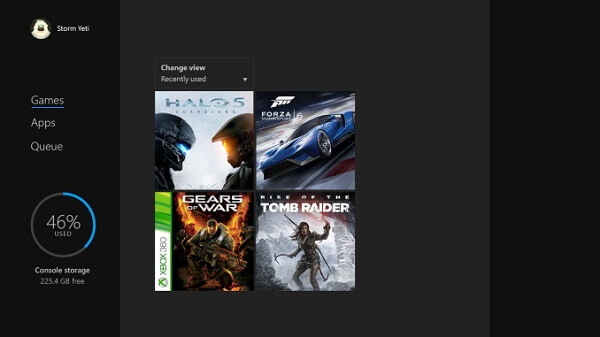 New Xbox One Experience 360 Compatibility