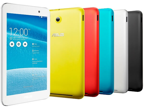 Asus Memo Pad 7 Color Variants