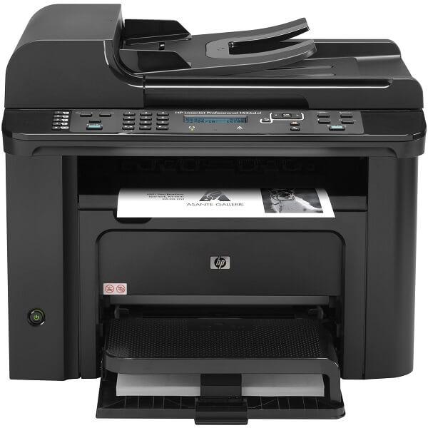 HP Laserjet 1536DNF MFP Front