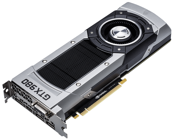 Best Graphics Cards 2016 Nvidia – GeForce GTX 980