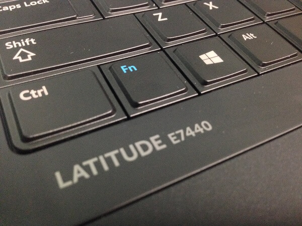 Dell Latitude E7440 Keys