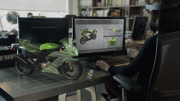 Microsoft HoloLens to be Wireless, and Last Up to 5.5 Hours