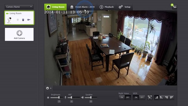 Samsung smartcam hd pro review home security