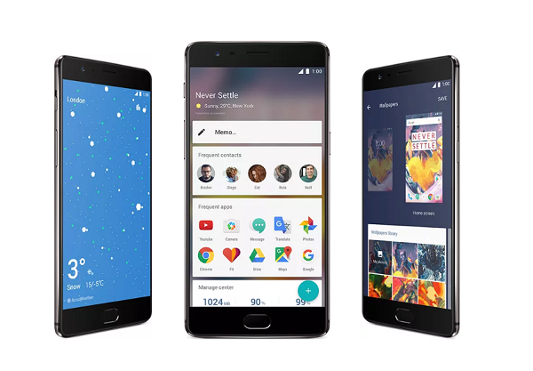 OnePlus 3T To Launch In India On 2 December