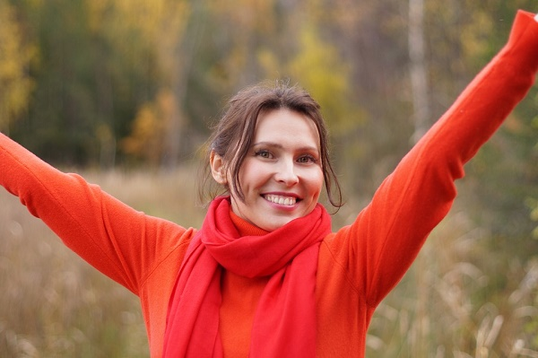 Optimistic Women Tend To Live Longer