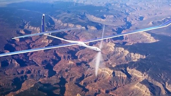 Titan drone project