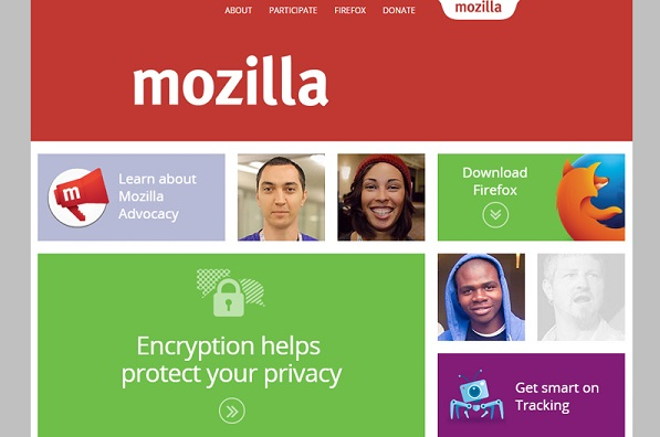 Mozilla features