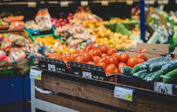 supermarket groceries