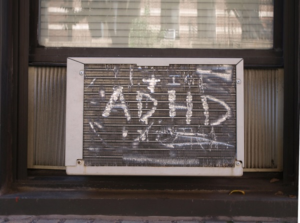 adult adhd sign
