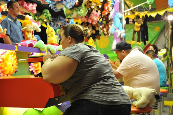 obese people, toys and life shorteners