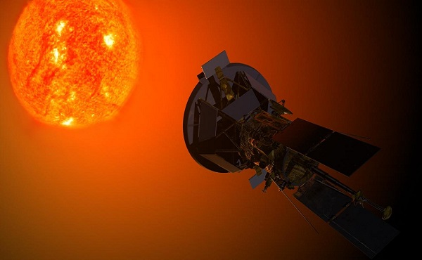 solar probe plus spacecraft