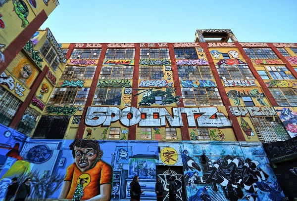 5 Pointz site