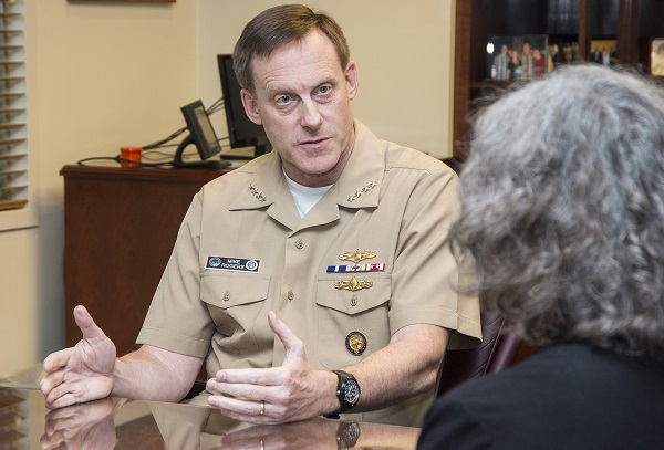 NSA director, Mike Rogers.