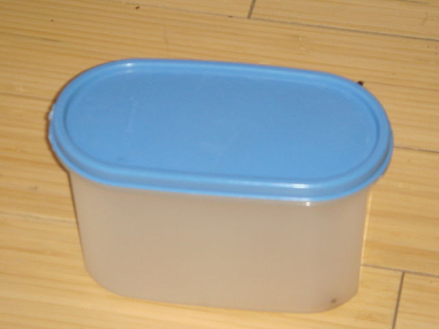 plastic container