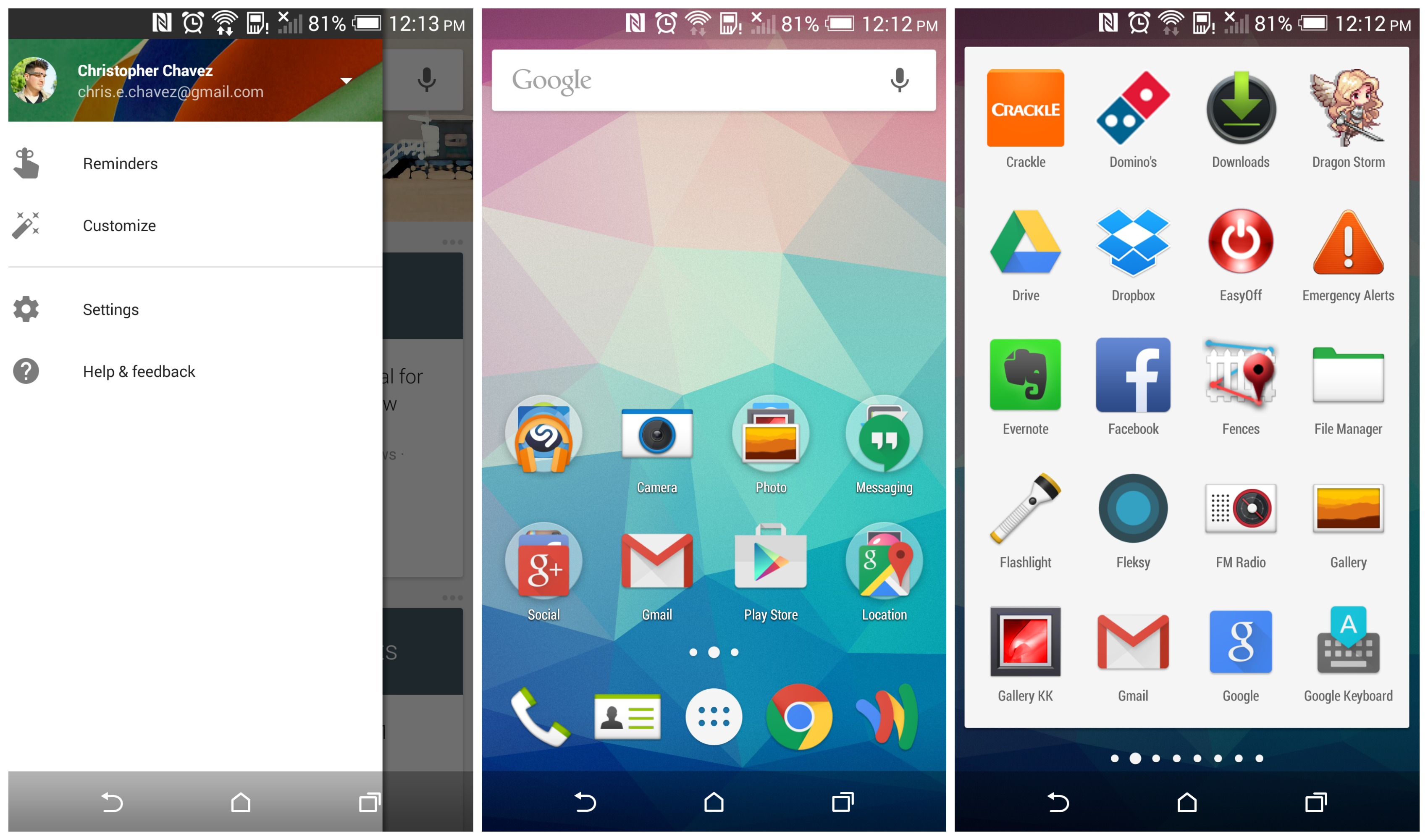 Android Lollipop Look Available Through Google Now Update