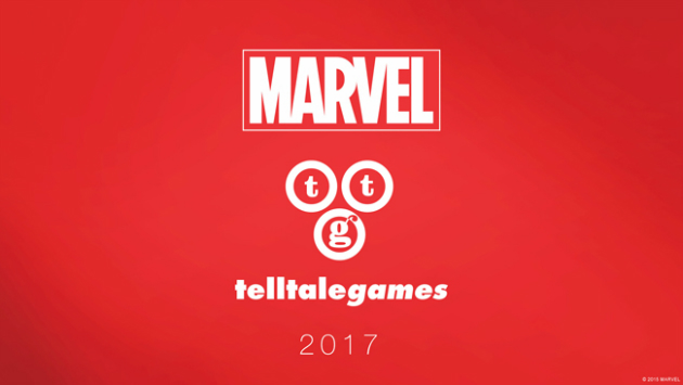 Marvel and Telltale Games are forging  a powerful alliance
