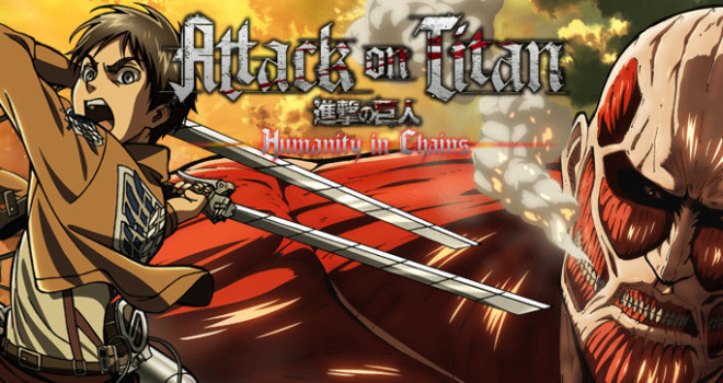 Attack on Titan Video-Game to be Released for Nintendo 3DS