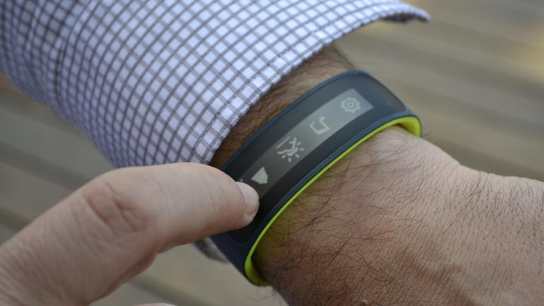 HTC Grip Fitness Band