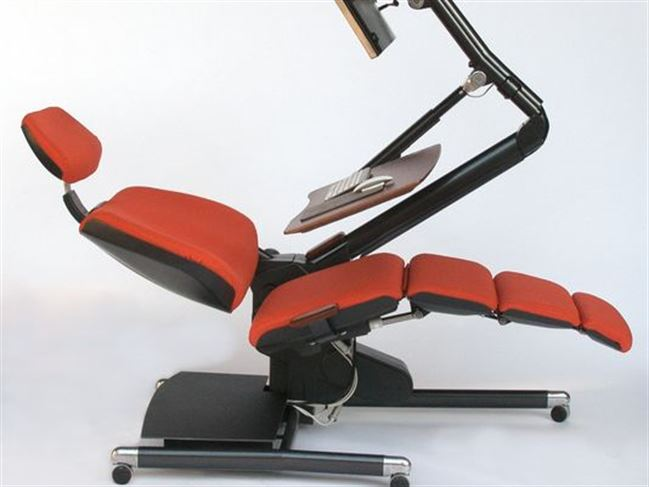 The New Altwork All Positions Adjustable Workstation