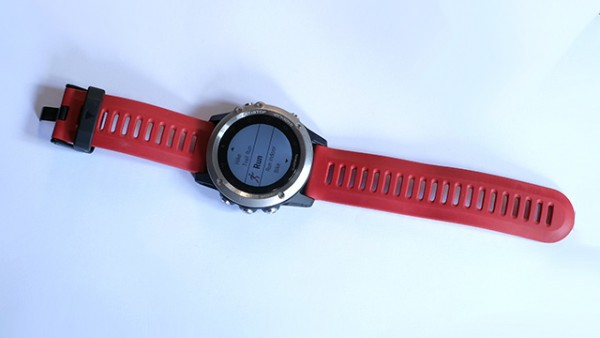 Fitness Tracker Garmin Fenix 3 Review