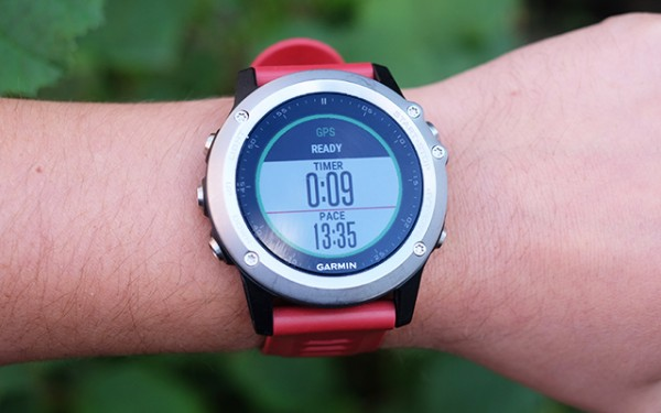 Garmin Fenix 3 Fitness Tracker Watch