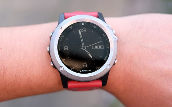 Garmin Fenix 3 screen!
