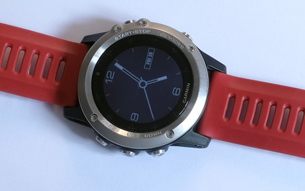 Garmin Fenix 3 Review - A Serious Runner's Tracker