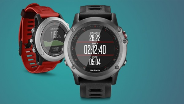 Garmin Fenix 3 Fitness Watch Review