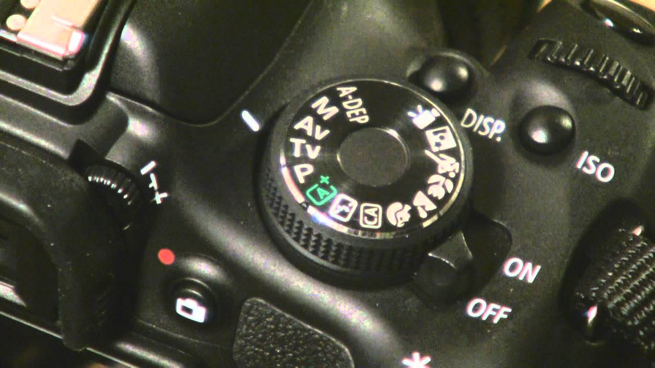 Canon Rebel T3i Dial
