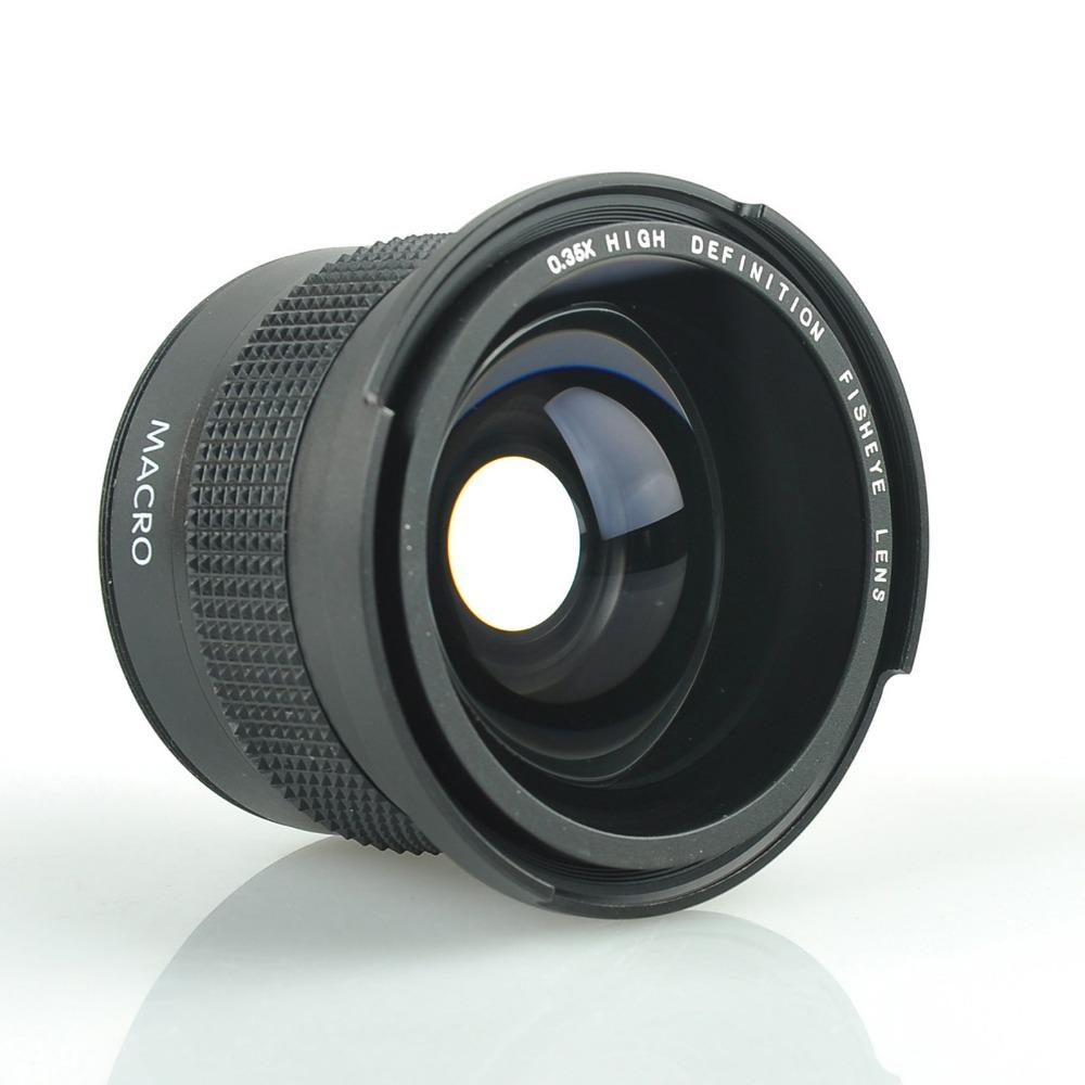 Canon Rebel T3i Lens
