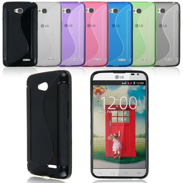 LG Optimus L70 Light Cases