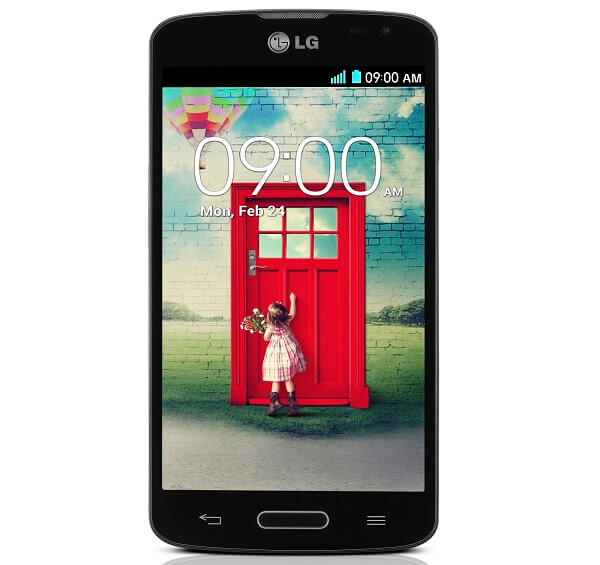 LG Optimus L70 Black