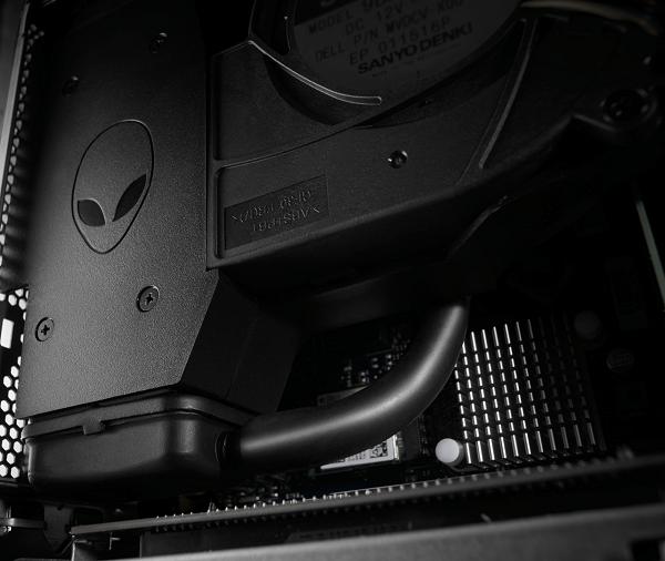 Alienware X51 Water Cooler Design