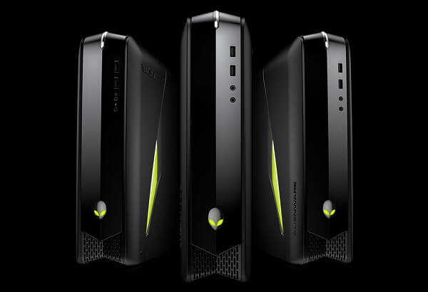 Alienware X51 Mini Gaming PC Design