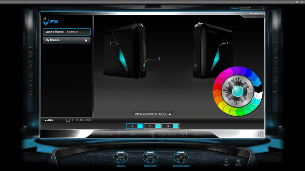 Alienware X51 Software