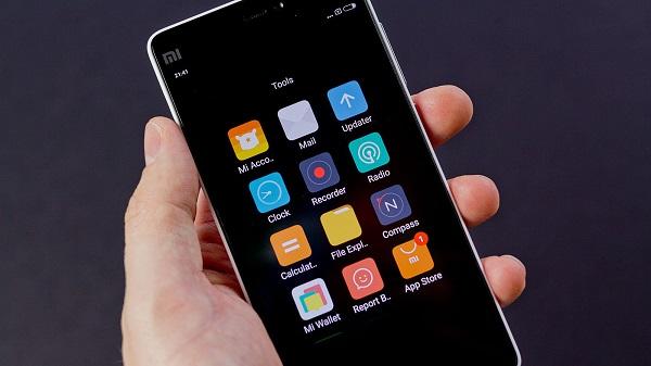 Xiaomi Mi 4C MIUI 7
