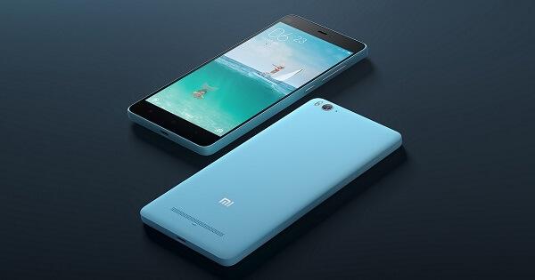 Xiaomi Mi 4C Design