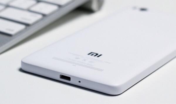 Xiaomi Mi 4C Type C USB Charging