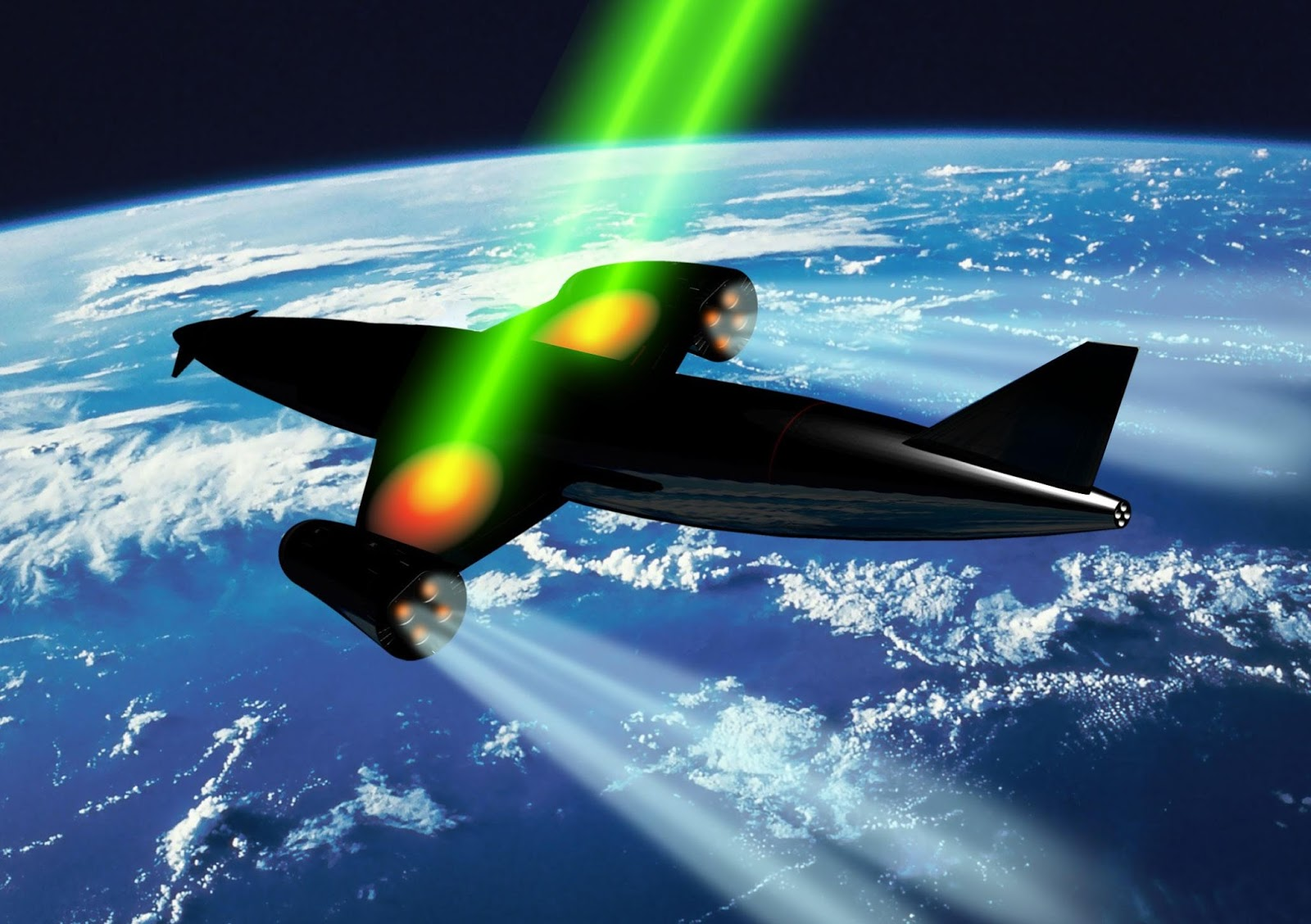 Nasa Laser Propulsion System Could Revolutionize Space Travel