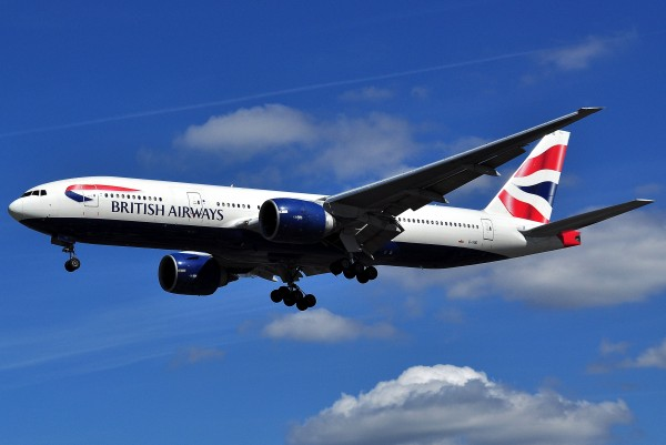 British Airways encountered computer glitch
