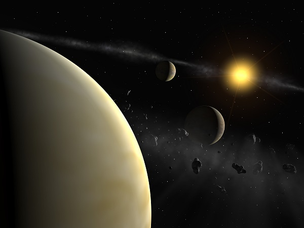 planetary system