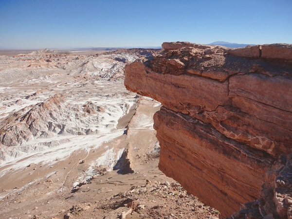 rocks in atacama desert